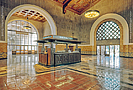 Union Station Los Angeles California photograph by Jeffrey Sward
